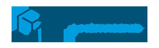 Logo espace vérandas et menuiserie